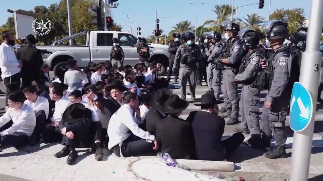 აქცია ისრაელში