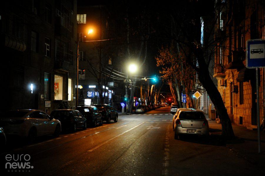 ფალიაშვილის ქუჩა, თბილისი, ქალაქი