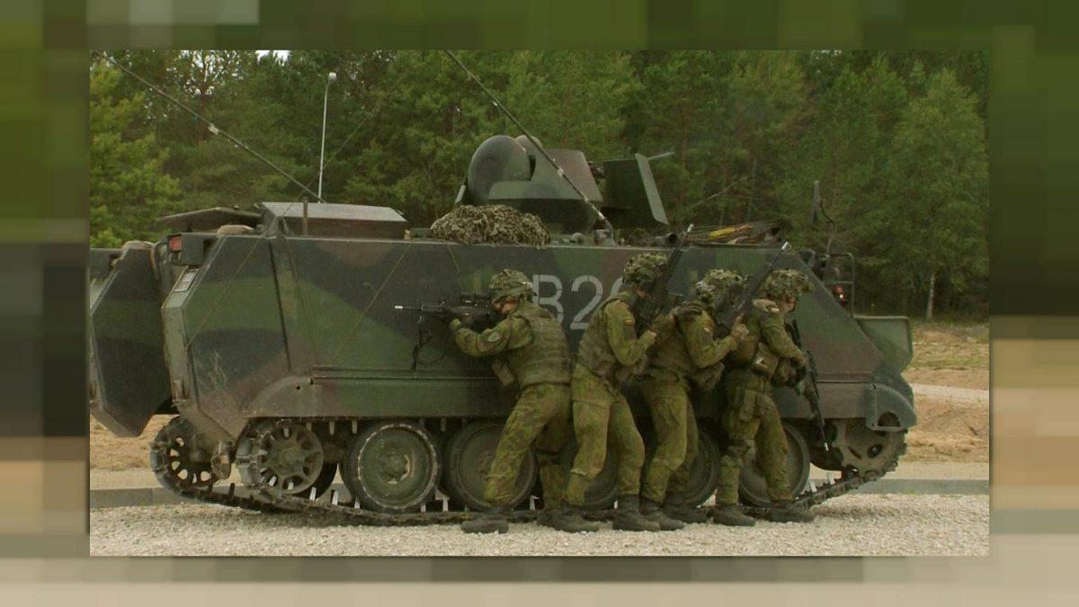NATO-ს სამხედრო ტექნიკა