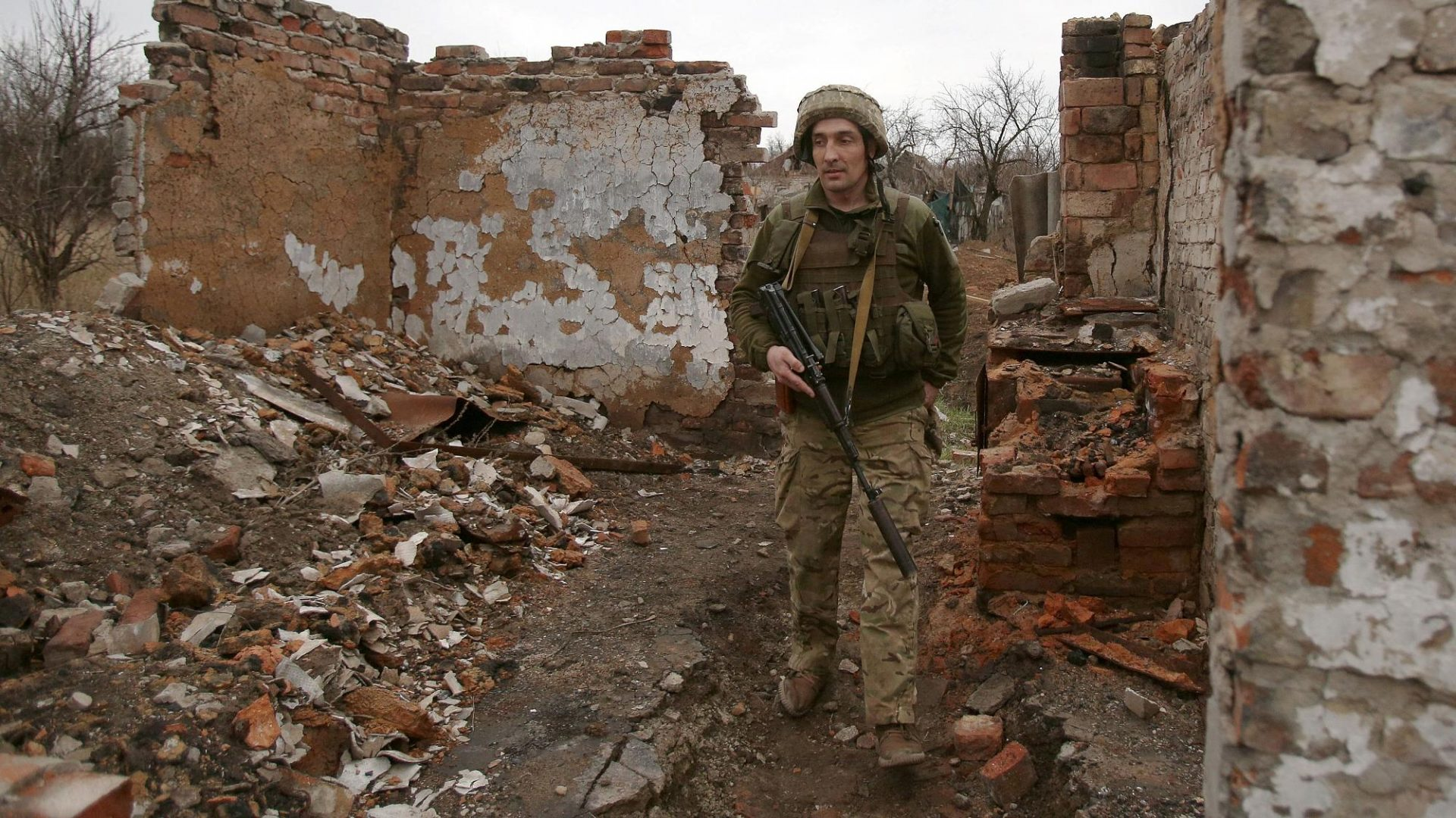 უკრაინელი სამხედრო