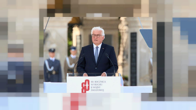 გერმანიის ფედერაციული რესპუბლიკის პრეზიდენტი - ფრანკ - ვალტერ შტაინმაიერი