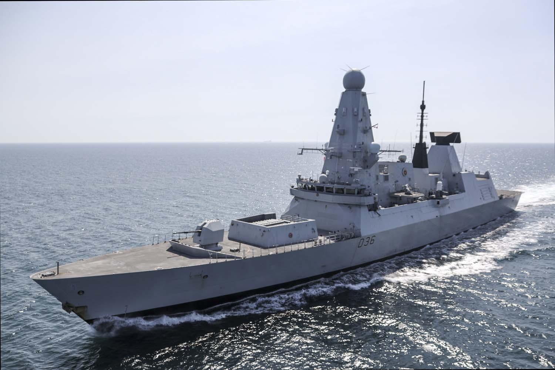 ხომალდი HMS Defender