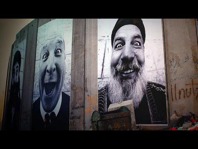 ფრანგი ხელოვანის გამოფენა საათჩის გალერეაში